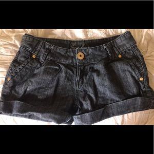 Guess brand denim shorts